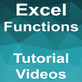 Excel Functions Tutorial (how-to) Videos icon