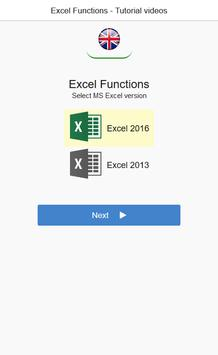 Excel Functions Tutorial (how-to) Videos poster