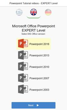 Powerpoint EXPERT Tutorial (how-to) Videos poster