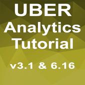UBER Analytics Test v3.1 & v6.16 Tutorial Videos icon