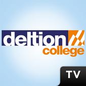Deltion TV icon