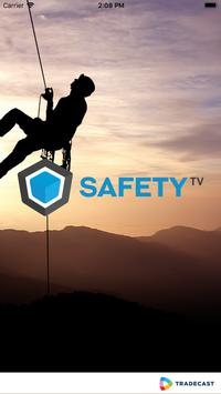 Safety TV poster