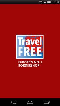 Travel FREE CZ poster