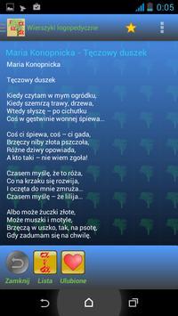 Wierszyki Logopedyczne For Android Apk Download