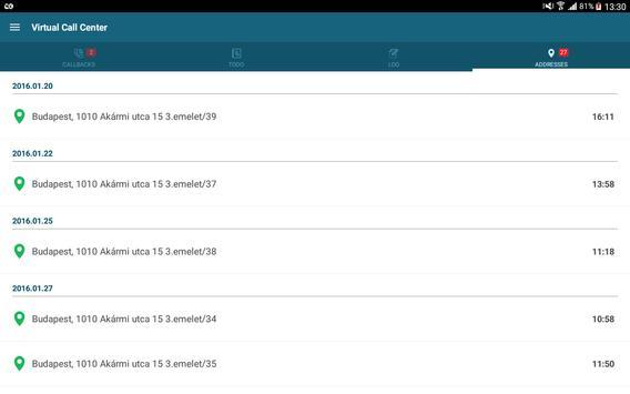 VCC Live Mobile App screenshot 9