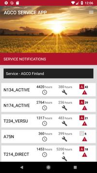 AG Service App Dev screenshot 1