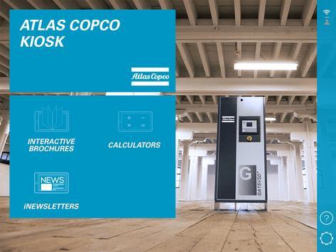 Kiosk poster