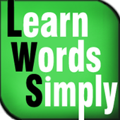 Learn Words Simply icon