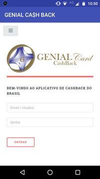 Genial Ca$h Back poster