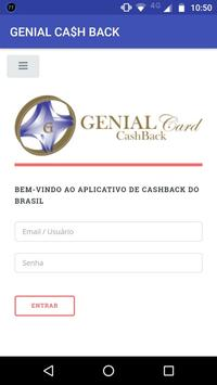 Genial Ca$h Back screenshot 1