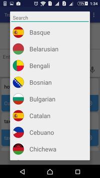 Translate 92 language screenshot 2