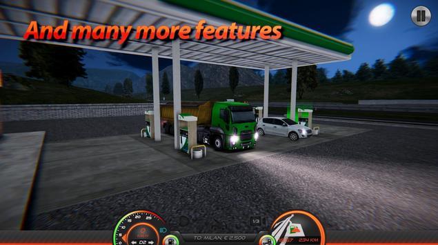Truck Simulator : Europe 2 截圖 16