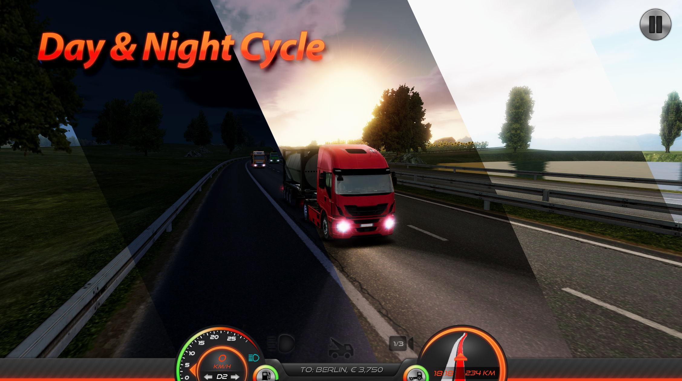 Truck Simulator : Europe 2 for Android - APK Download