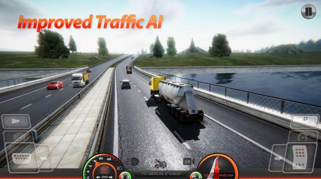 Truck Simulator : Europe 2 截圖 12