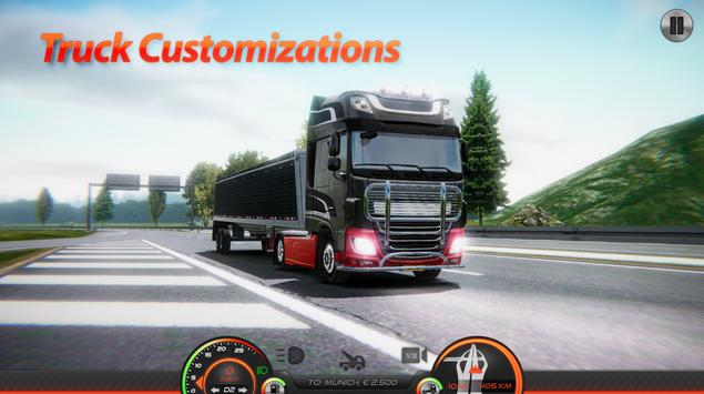 Truck Simulator : Europe 2 截圖 13