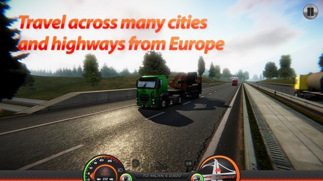 Truck Simulator : Europe 2 screenshot 6