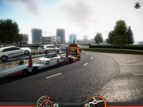 Truck Simulator : Europe 2 截圖 8