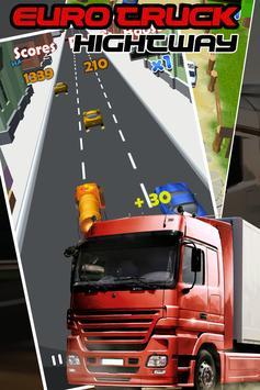 Euro Truck Highway poster