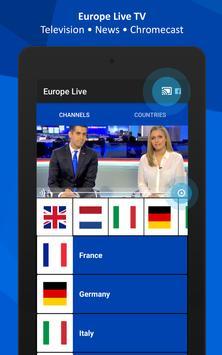 Europe Live TV screenshot 4
