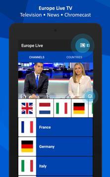 Europe Live TV screenshot 2