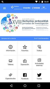 Jornadas de Investigación screenshot 5