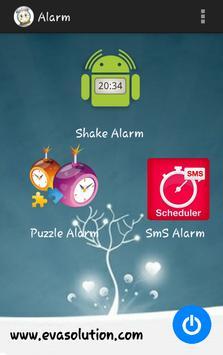 EVA Alarm apk screenshot