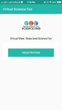 Virtual Tour Science Fair (Public Application) screenshot 1