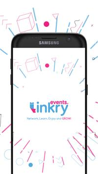 Linkry Events poster