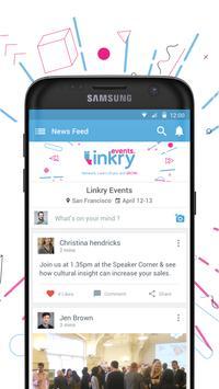 Linkry Events apk screenshot
