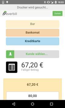 everbill Registrierkassa apk screenshot