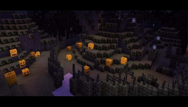 HD Halloween for Minecraft PE screenshot 4