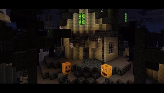 HD Halloween for Minecraft PE screenshot 1
