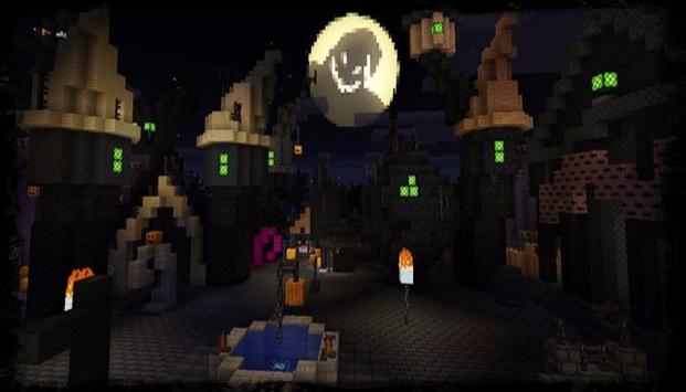 HD Halloween for Minecraft PE screenshot 3