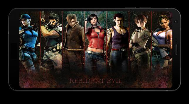 Resident Evil Wallpaper Für Android Apk Herunterladen