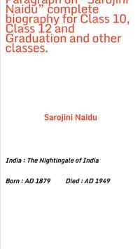 Great Indian Biography apk screenshot