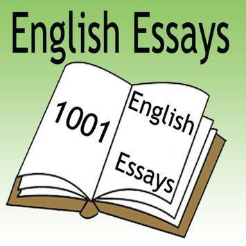 1001 English Essays poster