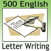 English Letter Writing icon