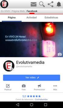 Evolutivamedia screenshot 2
