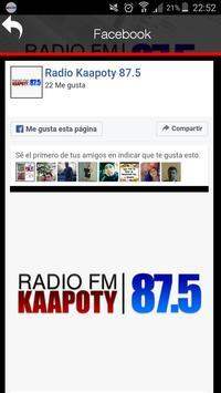KAAPOTY FM 87.5 apk screenshot