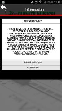 Planeta Musical screenshot 3