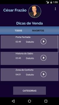 César Frazão Vendedor Campeão apk screenshot