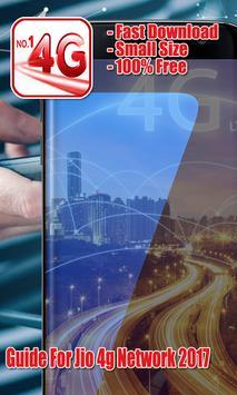 Guide For Jio 4g Network 2017 apk screenshot