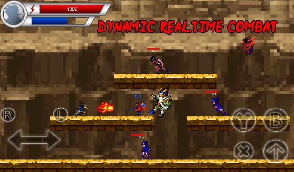 Extreme Ninja Fighting apk screenshot