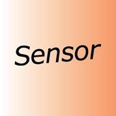 内蔵センサー icon