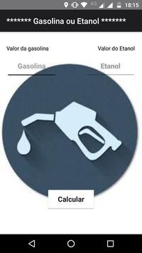 Etanol ou Gasolina screenshot 1