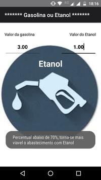 Etanol ou Gasolina screenshot 3