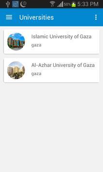 Gaza Maps Demo screenshot 2