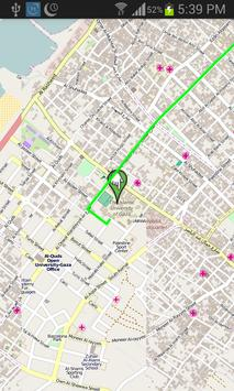 Gaza Maps Demo screenshot 4