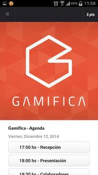Gamifica - Charla Ucel apk screenshot