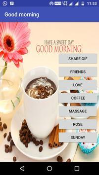 Goodmorning Gif poster